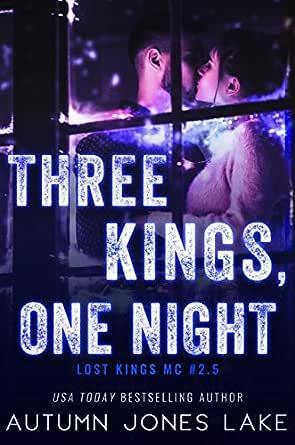 One Empire Night Lost Kings Mc 9 5 A Holiday Novella Lake Autumn Jones 9781943950270 Amazon Com Books