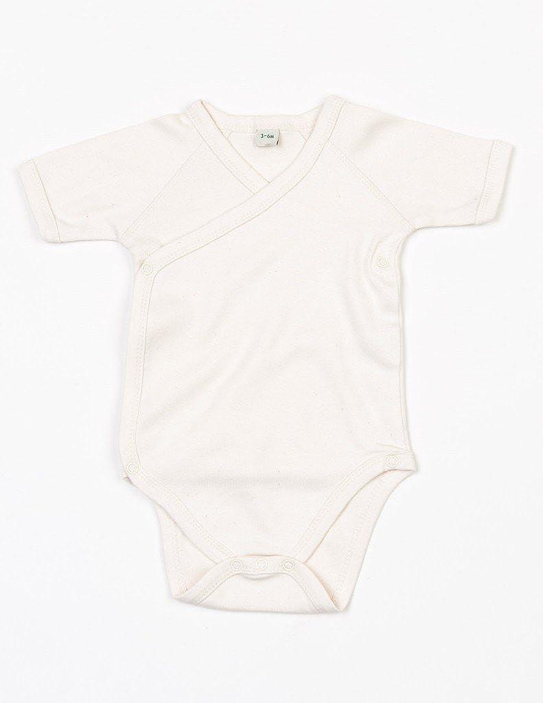 NEU babys BABYBUGZ Bio Öko Kimono Wickel Body // Organic Bodysuit