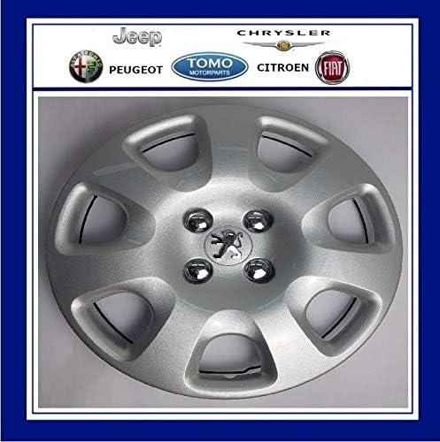 Psa 5416n1 Radkappe Originalteil Peugeot 308 Partner Und Tepee 38 1 Cm 15 Zoll Auto
