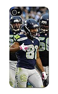 Crooningrose Protector Specially Made Case For Iphone 5/5S Cover 2013 Seale Seahawks Nfl Football