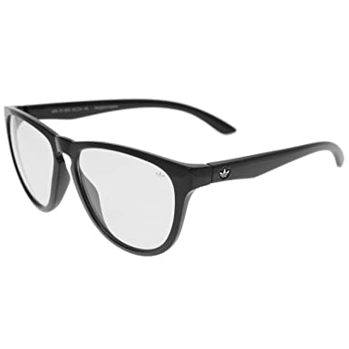 661b850b87a1 Adidas Originals San Diego Black Sunglasses Clear Lens 100% UV protection  Ladies: Amazon.co.uk: Clothing