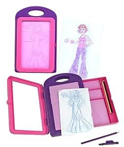 Melissa & Doug Fashion Design Activity Kit