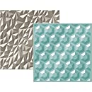 Next Level Embossing Folders by We R Memory Keepers-Gemstones