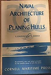 Naval architecture of planing hulls,