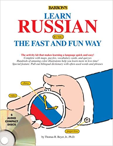 Learn Russian the Fast and Fun Way with Audio CDs (Fast and