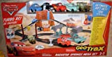 Fisher-Price GeoTrax Disney Pixar CARS Mega Set