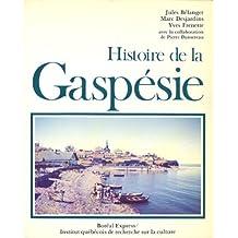 Histoire de la Gaspésie