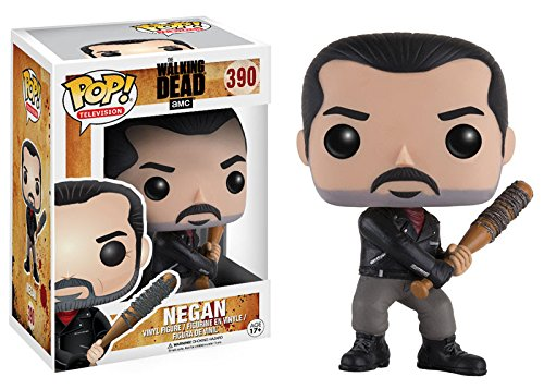 Mad House Central The Walking Dead 5 Piece Set 2 WD Mystery Mini Toy Figures Negan Pop Pop Keychain /& TWD Negan Magnet