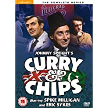 Curry & Chips: Complete Series [Region 2] by Spike Milligan