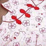 SUNMUY Kids Baby Girl Chinese Cheongsam Dress Qipao