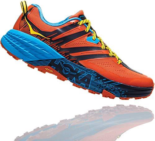 Uomo running Speedgoat Trail Hoka Giallo 3 Scarpe qX1wqI7z
