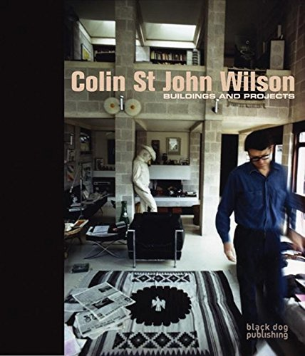 Colin St John Wilson Buildings and Projects [Stonehouse, Roger] (Tapa Dura)