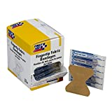 First Aid Only G127 Heavy Woven Fingertip Bandages, Box of 100