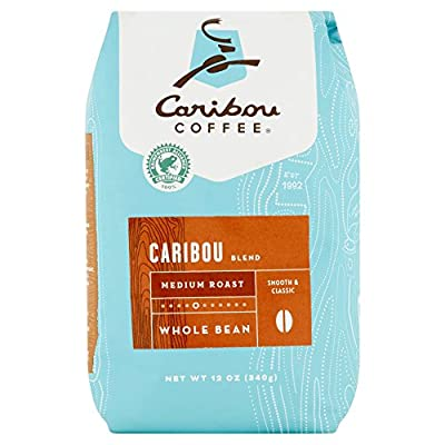 Caribou Coffee Blend Decaf Ground by Caribou Coffee