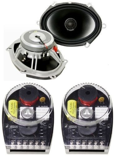 C5-570X - JL Audio 5'x7' 2-Way Evolution Series Coaxial Speakers
