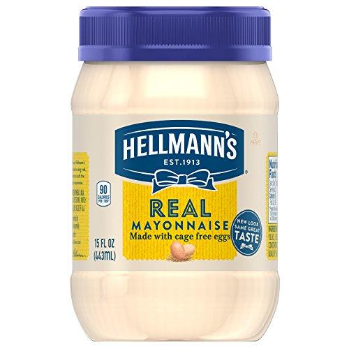 Hellmanns Mayonnaise  Real  15 Oz