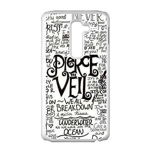 Pierce VEIL White LG LG2 case