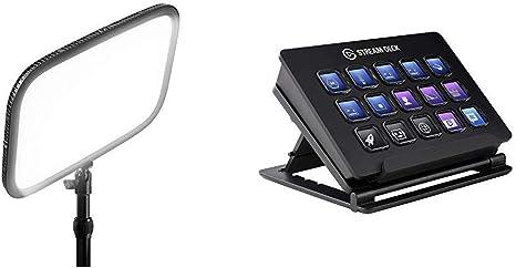 Elgato Stream Deck Mini Live Content Creation Controller W 6 Customizable LCD Ke