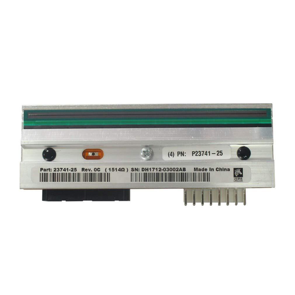Thermal Print Head for Zebra 110Xi4 300dpi P1004232 P23741-25 Genuine Printhead for 110Xi4 Printers