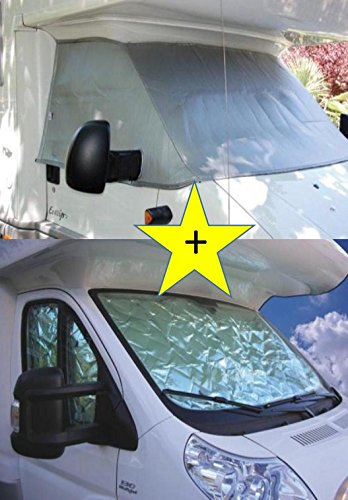 PROMO: Oscurante termico CABINA esterno + interno NRF Renault Master 2010-2016 NRF Srl