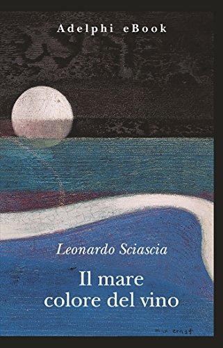 Il mare colore del vino (Gli Adelphi) (Italian Edition)