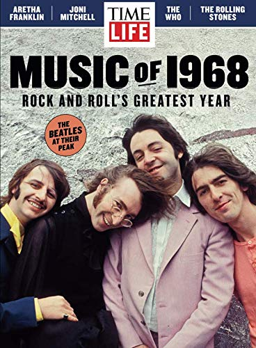 - TIME-LIFE Music of 1968: Rock and Roll's Greatest Year
