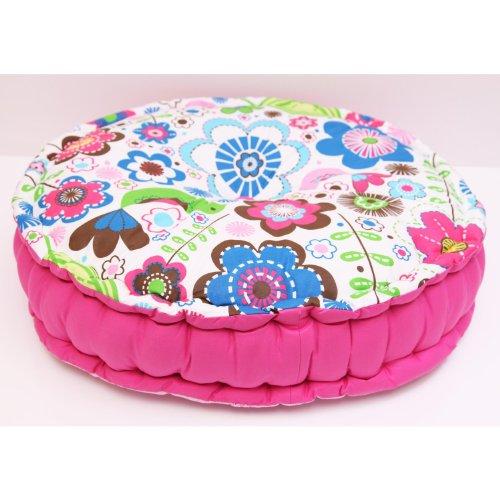 Bacati BIBOMFP Botanical Floor Pillow product image