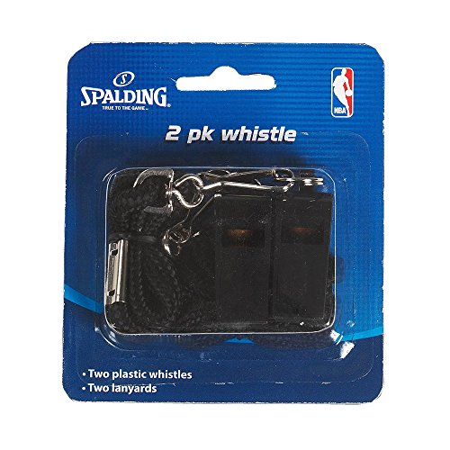 Spalding 8447S Whistle 2 Pack