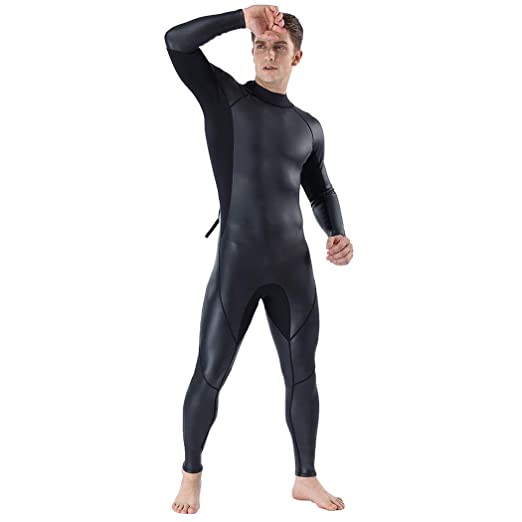 YILINLZ Triathlon Wetsuit 3mm Hombres Endorphin Full Sleeve ...