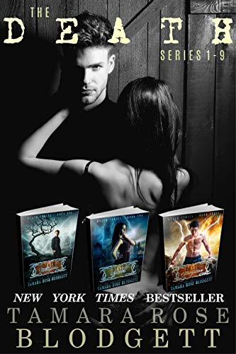 The Death Series Boxed Set: (Science Fiction Romance Thriller Books 1-3) (Best Phone Psychics Reviews)