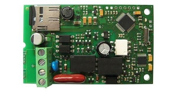 Teletek Sistema de Alarma Bravo PSTN Vd Módulo de Dialer de ...