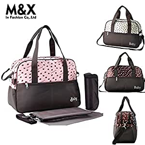 Amazon.com : 2015 New Fashion Big Baby diaper bags