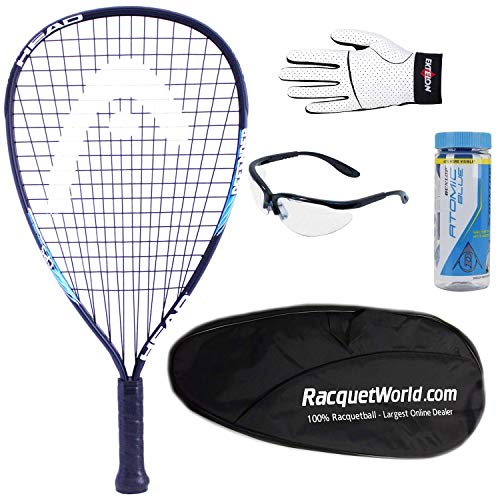 Deluxe Racquetball Starter Kit