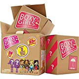 Toy Girls HOT Seller (Bonus Mini Boxy Girl & Ozzy Unicorn OOZE) Boxy Girls Box with 2 Limited Edition Dolls UNbox 33 Surprises!