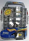 micro machines hot wheels - Hot Wheels Atomix Display Case Micro Machines Vehciles 8
