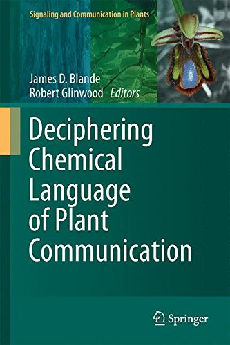 Deciphering Chemical Language of Plant Communication (Signaling and Communication in Plants) by Springer