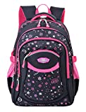Best Coofit Books Kids - Coofit School Backpack for Girls Flowers Pattern Backpacks Review