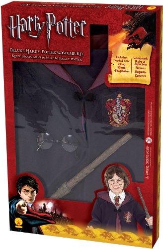 (Deluxe Harry Potter Kit Costume Set - Medium)
