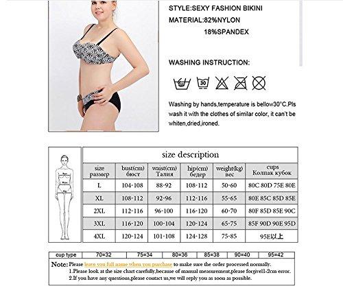 SHISHANG las señoras del traje de baño bikini delgada complejo de aguas termales traje de baño de Europa y los Estados Unidos de diseño de alta gama popular de alta flexibilidad del medio ambiente Blue