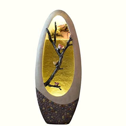 Amazon De Crafts Kreative Brunnen Wasser Brunnen Hause Feng Shui