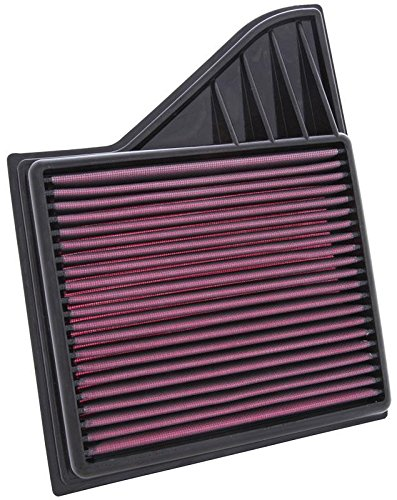 FORD MUSTANG (2010-2014) K&N 33-2431 HIGH PERFORMANCE REPLACEMENT AIR FILTER