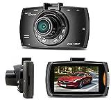 Boddenly 1080 HD Wide-angle Lens 140 Degrees LCD Car DVR Dash Camera Crash Cam with Motion Detection G-sensor Night Vision