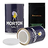 Morton Salt Diversion Safe Stash Can w