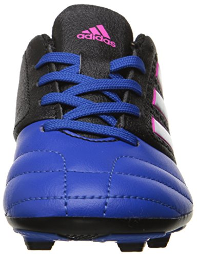 cheap price outlet adidas Kids Unisex Ace 17.4 FxG Soccer (Little Kid/Bid Kid) Black/White/Blue sale latest collections outlet recommend ebay cheap online h7nZyWT1X