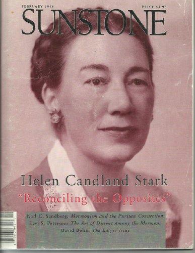 Sunstone (Volume 16 Number 8, February 1994, Issue 94)