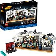 LEGO Ideas Seinfeld 21328 Building Kit; Top Nostalgia Gift for Adults (1,326 Pieces)