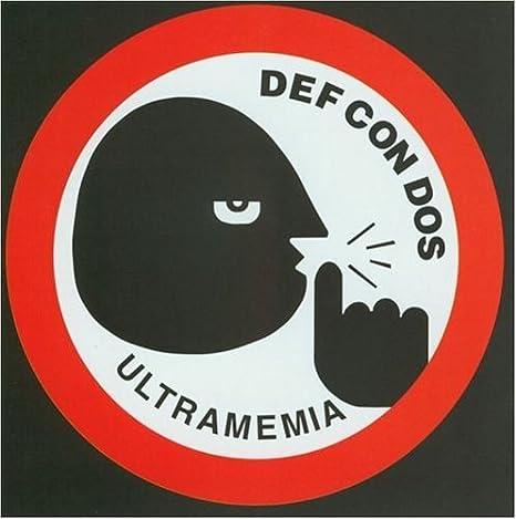 Ultramemia: Def Con Dos: Amazon.es: Música