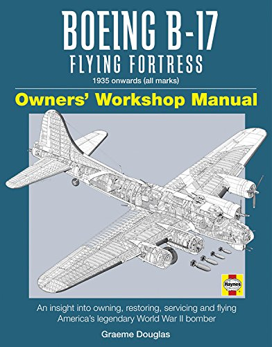 Boeing B-17 Flying Fortress Manual: 1935 Onwards