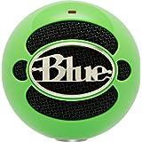 Blue Microphones Snowball USB Microphone (Neon Green)