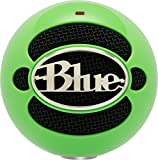 Blue Snowball USB Microphone (Neon Green)